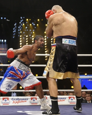 Valuev vs Haye Picture for Nokia C-5 5MP