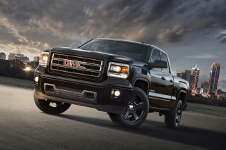 GMC Sierra Sport Trucks Background for 1080x960