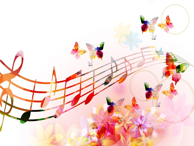 Rainbow Music for Huawei M865