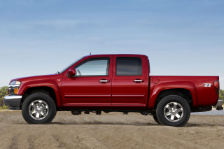 Free Chevrolet Colorado Picture for Android, iPhone and iPad