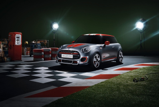 Free 2014 Mini Cooper Picture for Android, iPhone and iPad