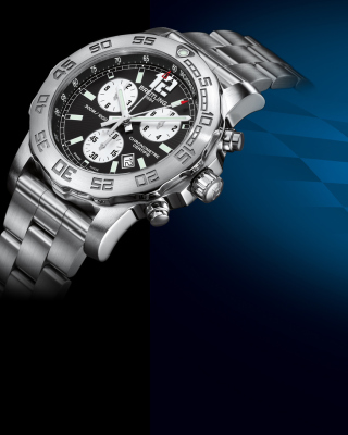 Breitling Colt Chronograph Wallpaper for Nokia Asha 306