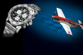 Breitling Colt Chronograph Background for Android, iPhone and iPad