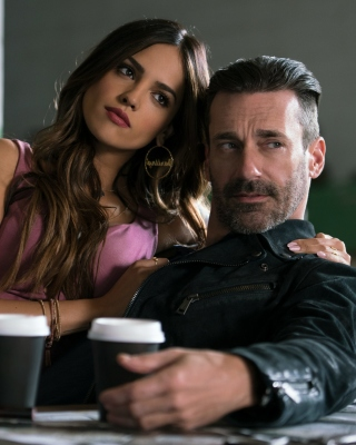 Free Baby Driver Buddy and Darling Picture for 240x320