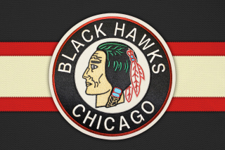 Blackhawks NHL Background for Android, iPhone and iPad