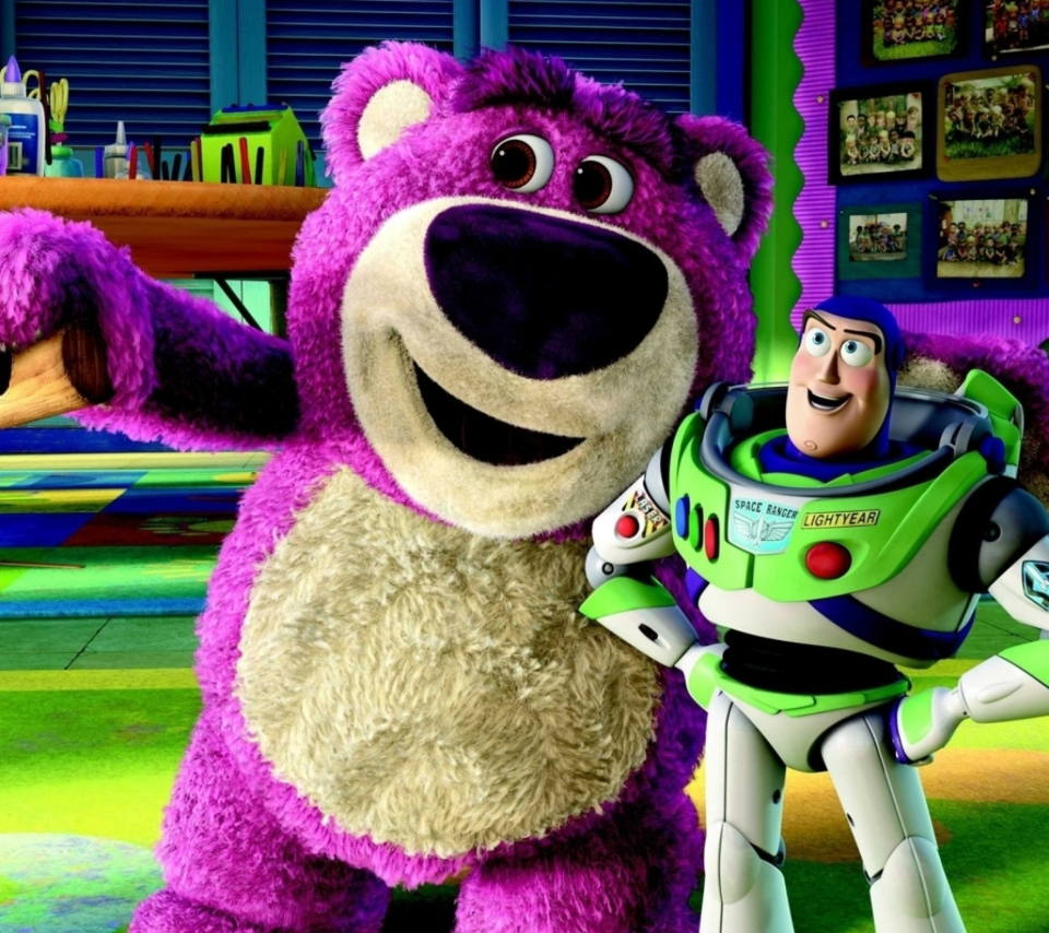 Toy Story para Sony Ericsson XPERIA Neo V