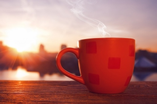 Free Good Morning with Coffee Picture for Samsung Galaxy S3