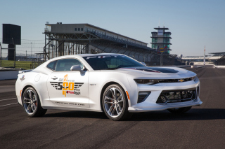 Free Chevrolet Camaro Sport Coupe Picture for Android 480x800