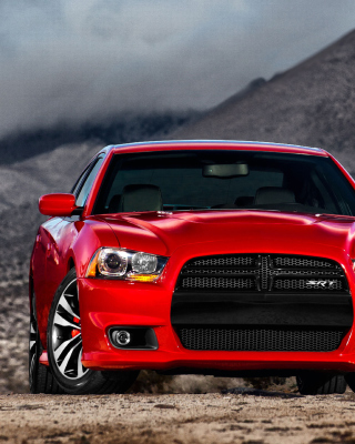 2015 Dodge Charger papel de parede para celular para iPhone 6 Plus