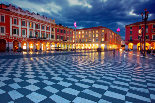 Place Massena, Nice Wallpaper for Android, iPhone and iPad