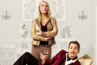 Mortdecai Film 2015 Picture for Android, iPhone and iPad