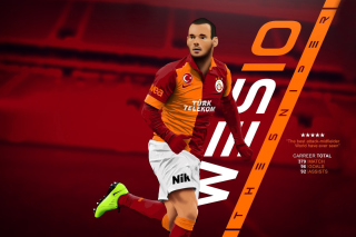Free Wesley Sneijder Picture for Android, iPhone and iPad