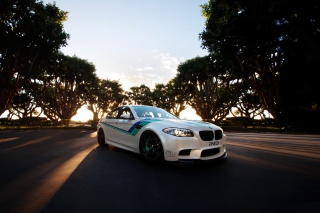 Free Bmw M5 Picture for Android, iPhone and iPad