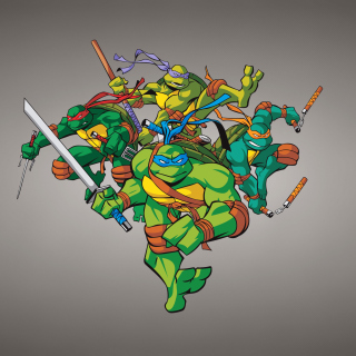 TMNT Picture for 208x208