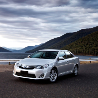 Toyota Camry Hybrid Picture for iPad Air