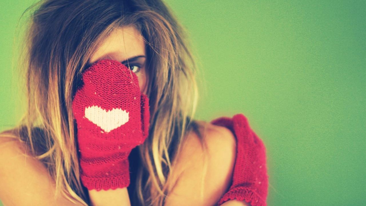Heart Glove
