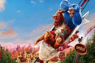 Free Wonder Park Animation 2019 Picture for Android, iPhone and iPad