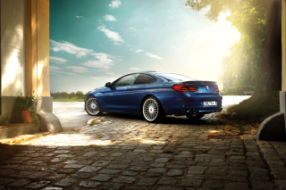 BMW Alpina B6 BiTurbo Gran Coupe Picture for Android, iPhone and iPad