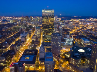 Screenshot №1 pro téma Boston Massachusetts Capital 320x240