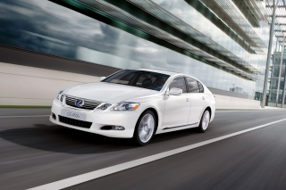 Lexus GS 450h Background for Android, iPhone and iPad