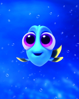 Finding Dory Wallpaper for Nokia Asha 311