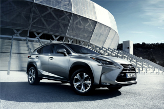 Lexus NX 300h Background for Android, iPhone and iPad