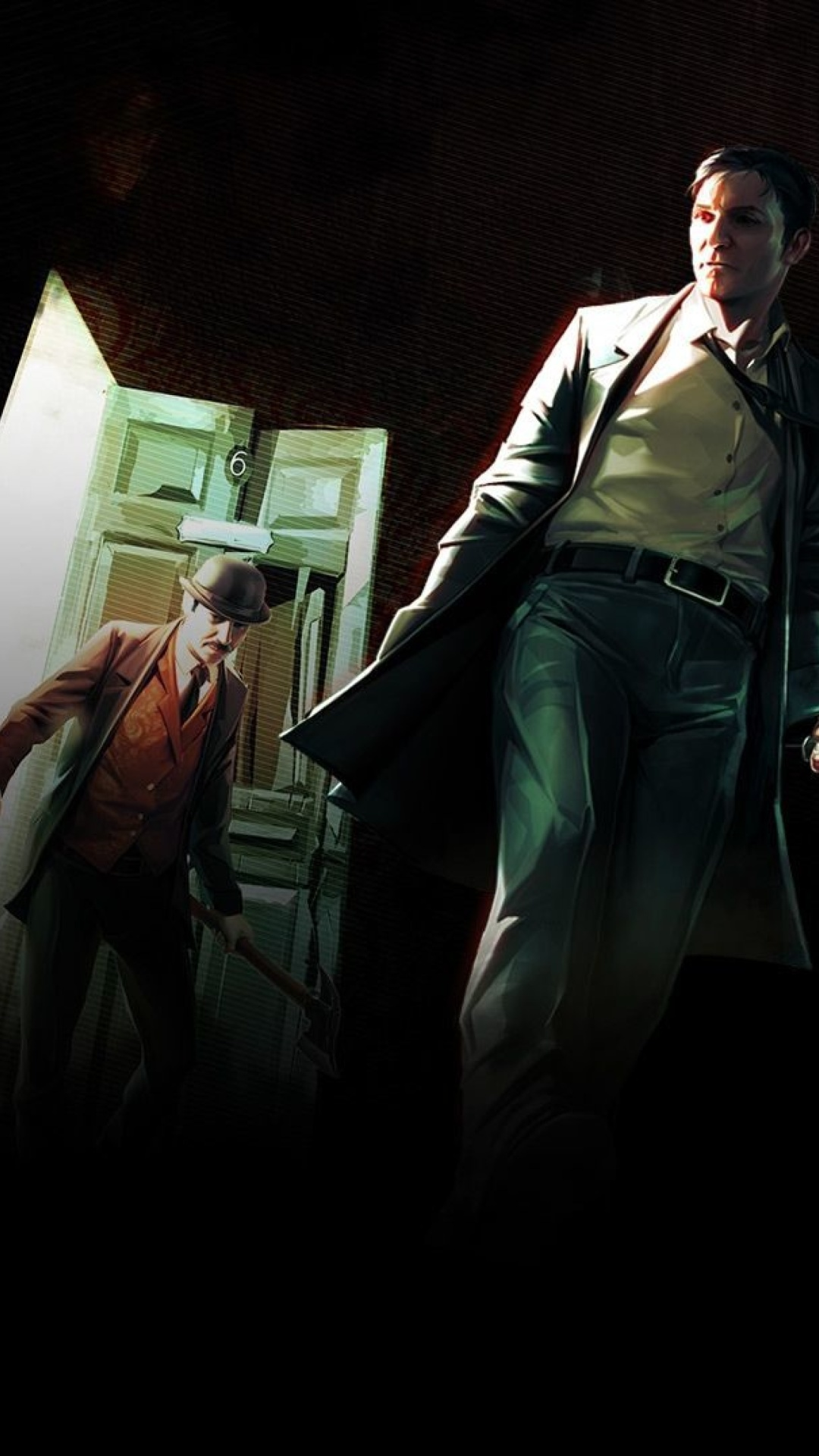 Screenshot №1 pro téma Sherlock Holmes Crimes and Punishments Game 1080x1920