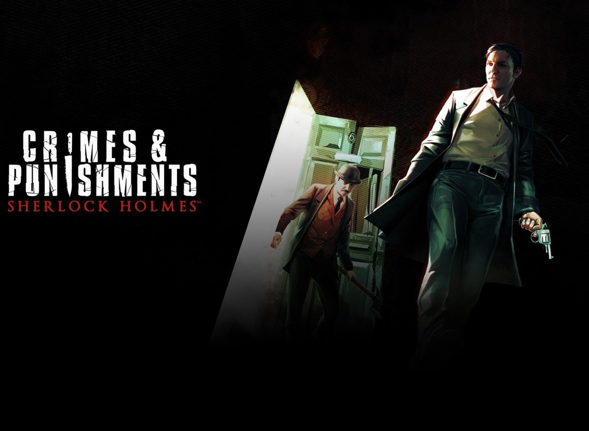 Screenshot №1 pro téma Sherlock Holmes Crimes and Punishments Game 1920x1408