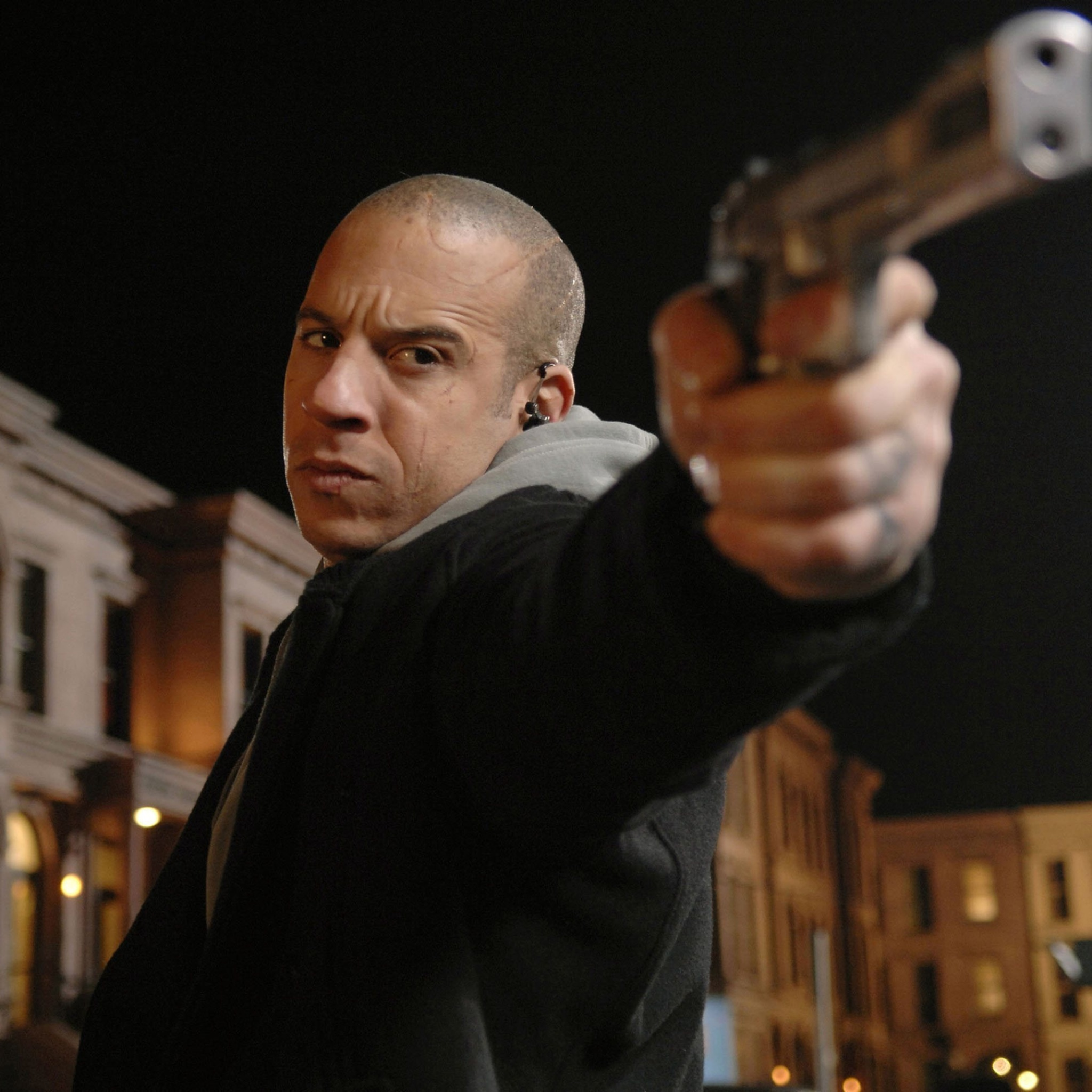 Vin Diesel in Fast & Furious screenshot #1 2048x2048