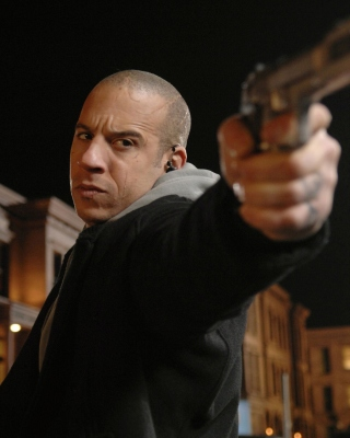 Vin Diesel in Fast & Furious Picture for Nokia Asha 306