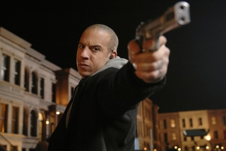 Vin Diesel in Fast & Furious Wallpaper for 1024x600