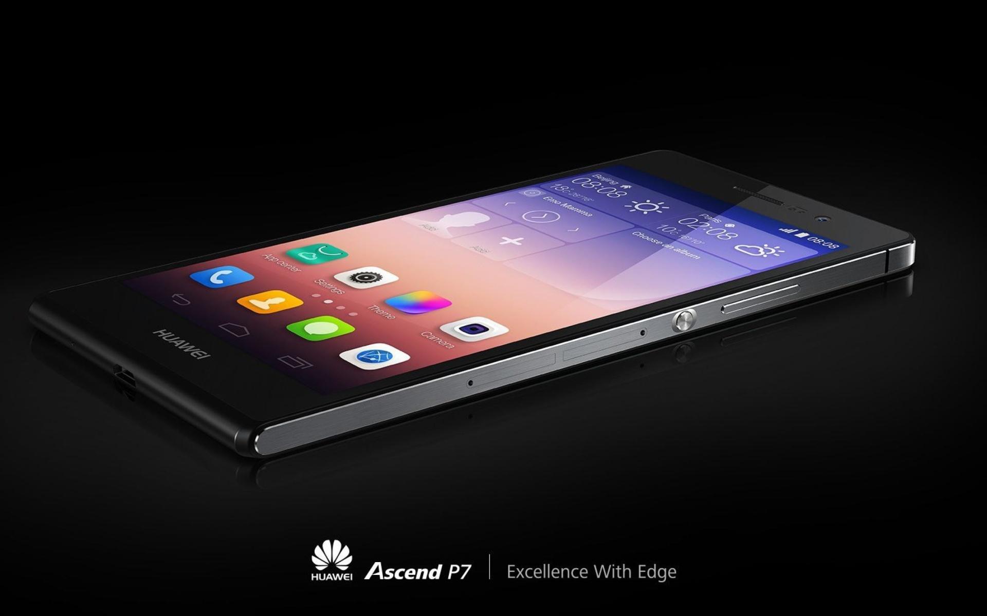Huawei Ascend Wallpaper: Huawei Ascend P7 Wallpaper For Widescreen Desktop PC