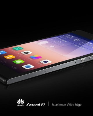Huawei Ascend P7 Picture for iPhone 6