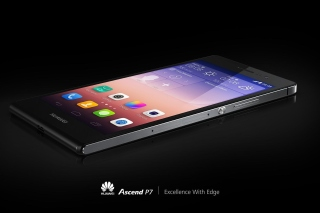 Huawei Ascend P7 Background for Android, iPhone and iPad