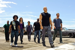 Fast and Furious 7 HD Wallpaper for 960x800