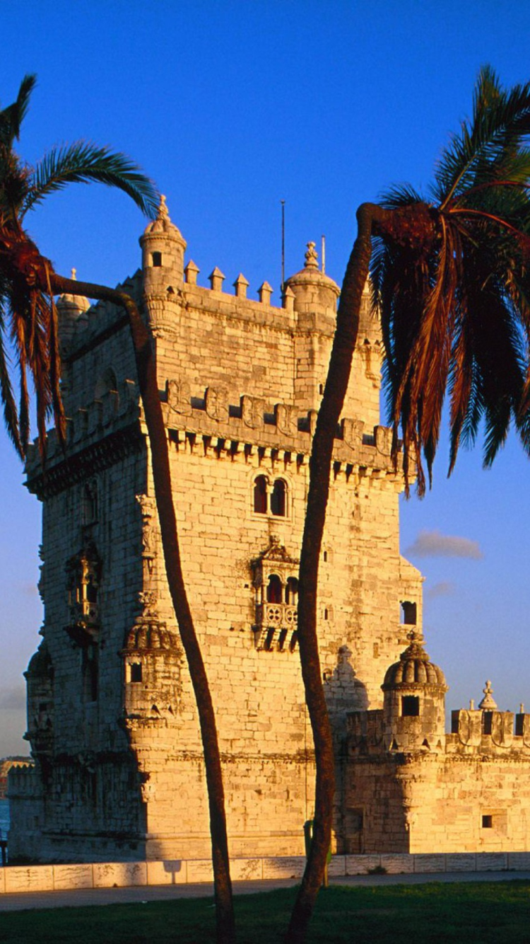 Screenshot №1 pro téma Belem Tower Portugal 750x1334