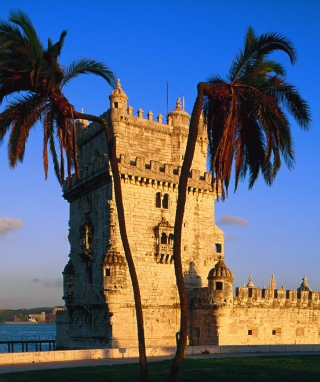 Free Belem Tower Portugal Picture for iPhone 6