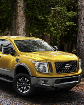 Nissan Titan Picture for Nokia C2-01