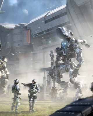 Free Titanfall Picture for 768x1280