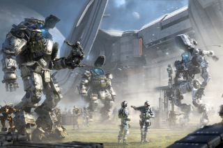 Free Titanfall Picture for Android, iPhone and iPad