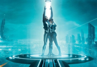 Tron Legacy Picture for Android, iPhone and iPad