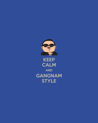 Gangnam Style PSY Korean Music papel de parede para celular para iPhone 6