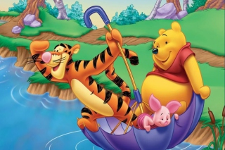 Winnie and Friends sfondi gratuiti per cellulari Android, iPhone, iPad e desktop