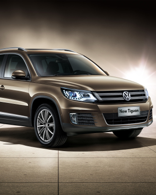 Volkswagen Tiguan SUV Picture for iPhone 6 Plus