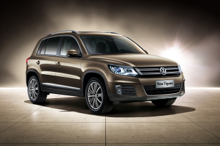 Volkswagen Tiguan SUV Background for Android, iPhone and iPad