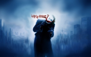 Joker Why So Serious - Fondos de pantalla gratis