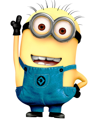 Despicable Me 2 Minion Background for Nokia C1-00
