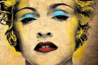 Madonna Celebration Album Background for Android, iPhone and iPad