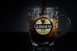 Guinness Extra Stout Background for Android, iPhone and iPad