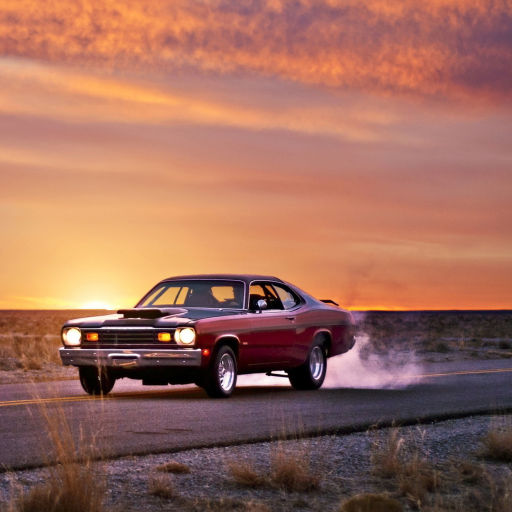 Sfondi Plymouth Duster 1024x1024